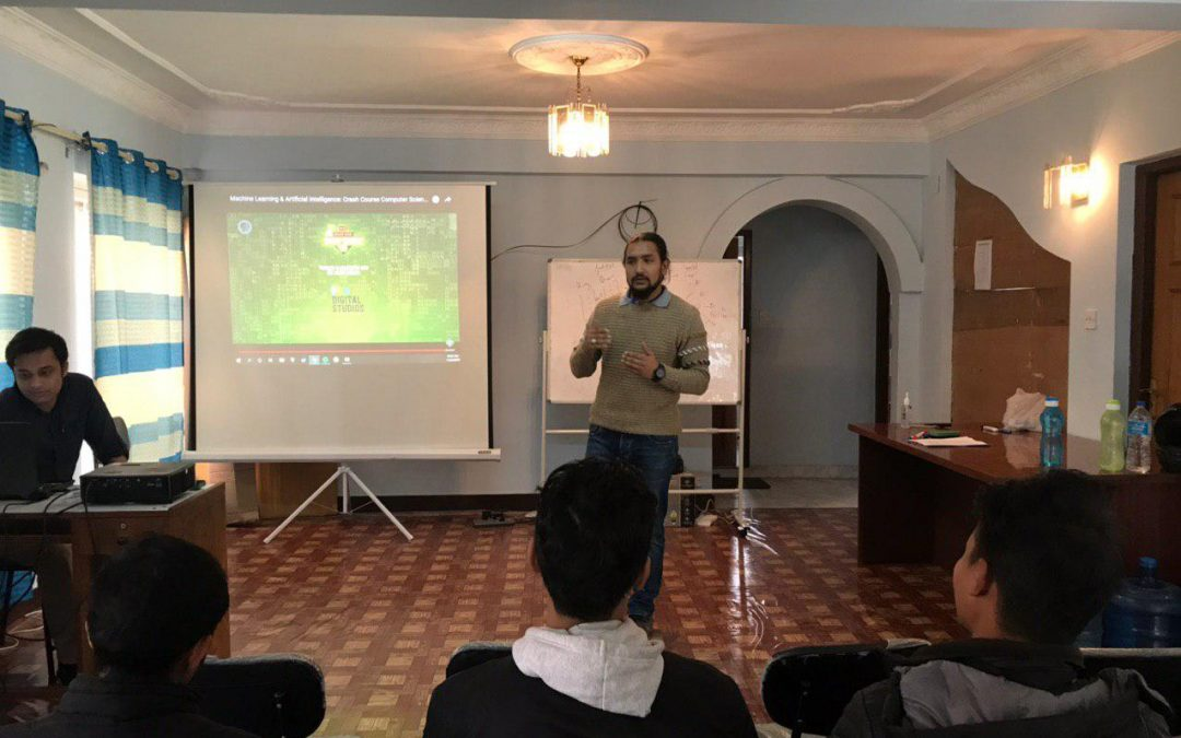 Artificial Intelligence Workshop for Beginners held Successfully